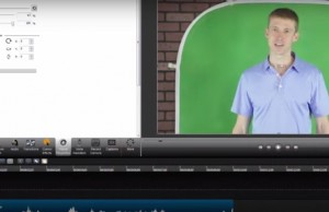 Camtasia Green Screen